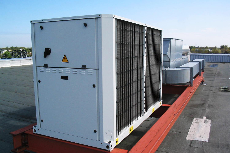 Klimaservis - Průmyslové, zemědělské a speciální chlazení